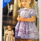 Pattern 5234 from See & Sew Size A (2,3,4) - Child's Pullover Dress pattern