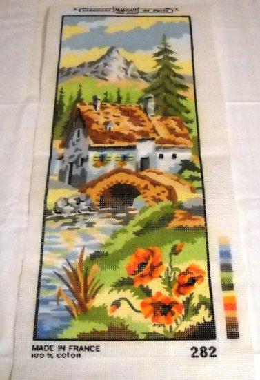 Needlepoint canvas from creations Margot de Paris - 282