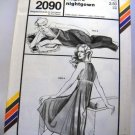 Pattern 2090 from Stretch & Sew(1982) - empire nightgown