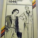 Pattern 1046 from Stretch & Sew(1980) - tailored jacket
