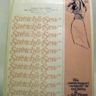 Pattern 400 from Stretch & Sew(1967,1974) - Skirt without Darts