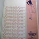 Pattern 405 from Stretch & Sew(1975) - Wrap Skirt