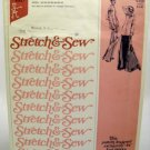 Pattern 1017 from Stretch & Sew(1975) - shirt jacket