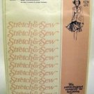 Stretch & Sew Pattern 1025 - (1967,1974) - blazer