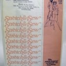 Pattern 1050 from Stretch & Sew(1967,1976) - set-in-sleeve jacket