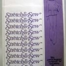 Pattern 626 from Stretch & Sew(1976) - Boatneck Sweater