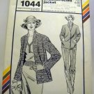 Pattern 1044 from Stretch & Sew(1980) - unconstructed jacket