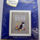 Counted Cross Stitch kit from Marie Coeur  - Soiree hivernale