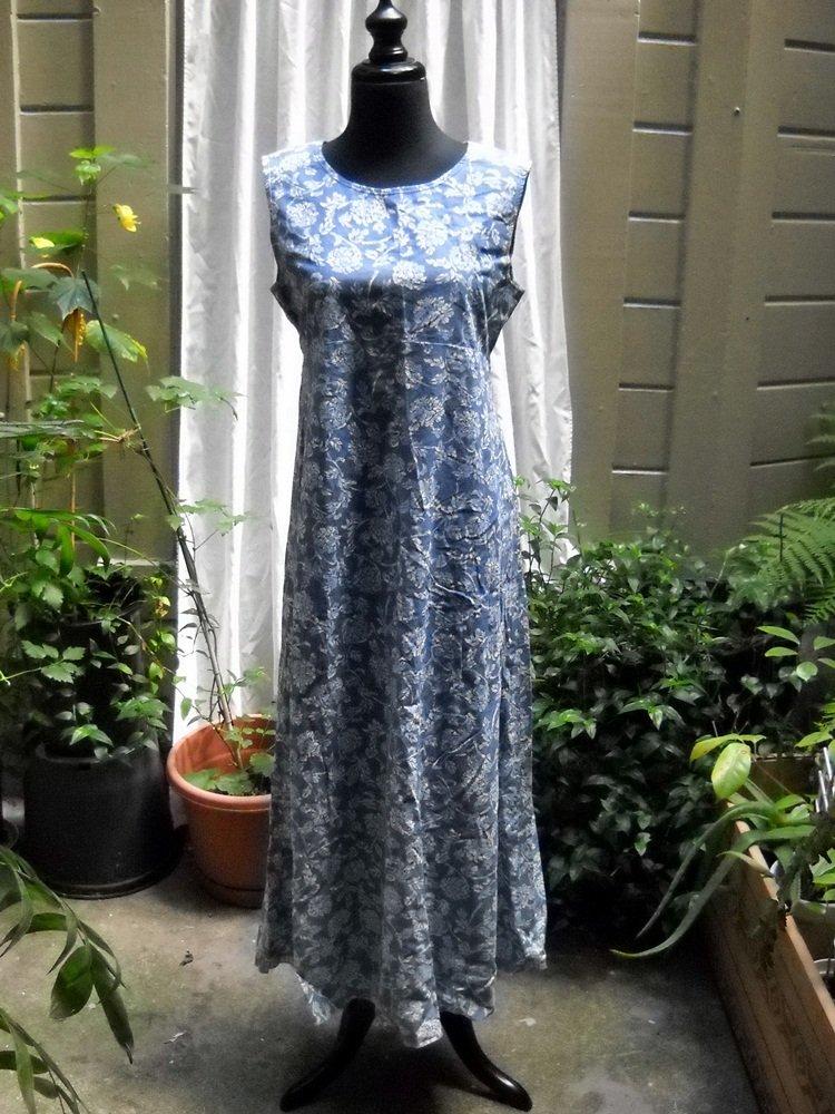 Young Girls Sleevless Dress size 14 - Handmade