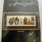 Counted Cross Stitch Kit from Bucilla Corp. (1996 ) - Rainbow Row 41394