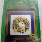 Counted Cross Stitch Kit from Designs For The Needle - Nature's Window 5406 Wildflowers