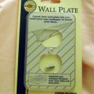 Trend Basics Wallplate - Lot of 3 Outlet covers 88795