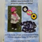 Pattern SB-36 from SewBaby Size1T-4T - Wonder Jacket and Flower Pot Hat