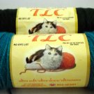 Red Heart TLC Ultra Soft from Coats & Clark 5 oz (140 g) sk - Lot of 2 sk