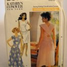 Butterick Pattern 4083 (1989) Size (6-8-10) - Misses' Dress couture pattern