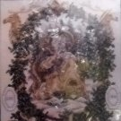 "Just Cross Stitch Counted Cross Stitch Kit (Made in USA) - ""Father Winter"" #41071 by Teresa Wentzler"