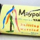 Vintage Oregon Worsted Maypole 3-1/2 oz skein - Navajo 1254