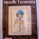 Vintage 1979 Needle Treasures Crewel Kit # 00544 Betsy