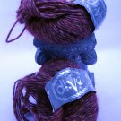 di.ve Cristine 40% mohair, 40% wool, 20% acrylic - Lot of 2 balls clr 5215 ( lot 15087)