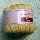 Louisa Harding Fauve 127 yd (50 gram) ball - color 16 yellow