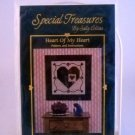 Special Treasures Pattern and Instructions (1990) - #11 Heart of My Heart