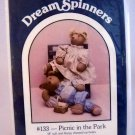 Dream Spinners by Great American Quilt Factory Pattern (1986) - #133 Picnic in the Park