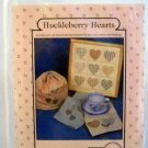 Jenny Wren Ltd (1986) - Huckleberry Hearts Stencil Quilt Pattern and Instructions