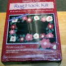 Rug Hook Kit by Caron - Rose Garden HR0009