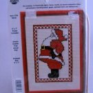 NeedleMagic Counted Cross Stitch Kit  - Santa 3798