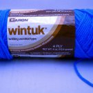 Caron Wintuk 4 oz.,(113.4 g) 4 py color med blue 866