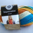 Loops & Threads Impeccable 3.5 oz.,(100 g) worsted color kimono ombre 02011
