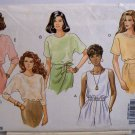 Butterick Pattern 6011 Size (L-XL) - Misses' Very Easy Tops