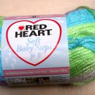 Red Heart Soft Baby Steps Yarn from Coats & Clark 4 oz (113 g) skein - color tickle