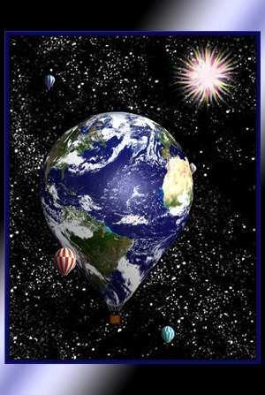 Earth Balloon