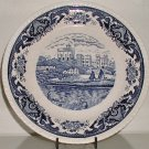 Vintage Plate by Double Phoenix - B0036