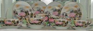 Lithophane Tea Set - L0005