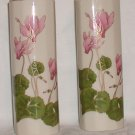 Pretty Set of Otagiri Bud Vases - CB0025