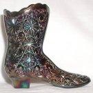 Vintage Glass Boots - M0069