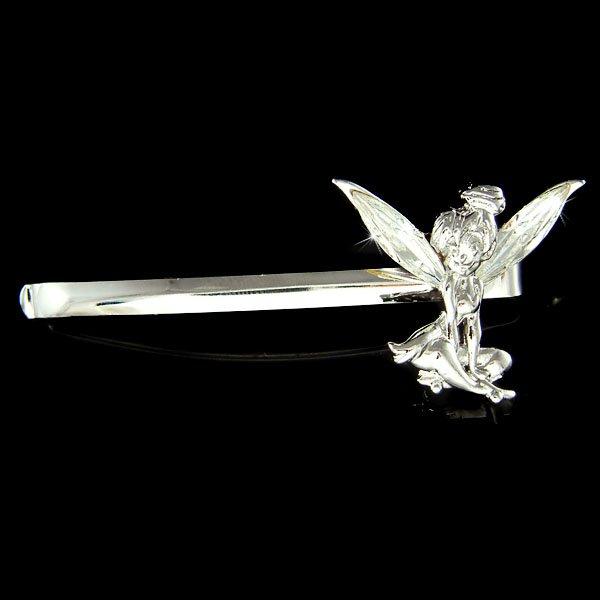 Tinker Swarovski Crystal Tinkerbell Fairy Bobby Hair Pin Jewelry