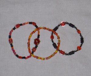Halloween Bracelet Set #1