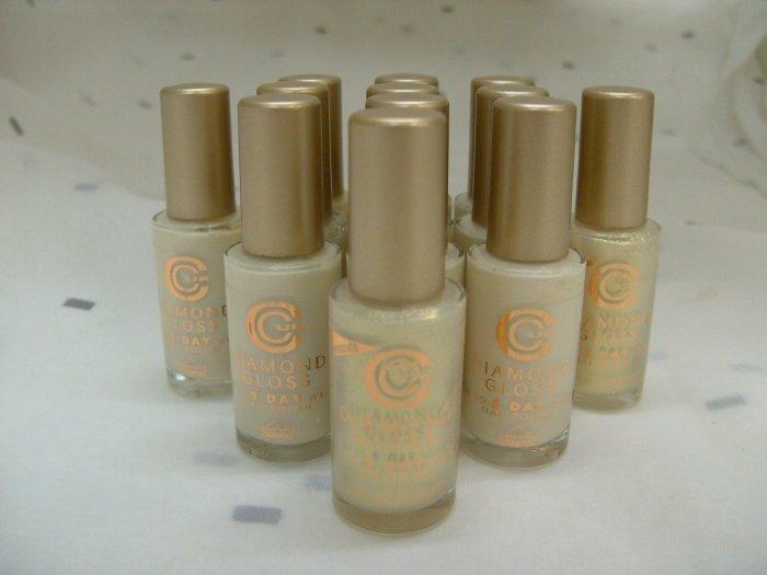 12 No.141 Moonshine Diamond Gloss Nail Polish