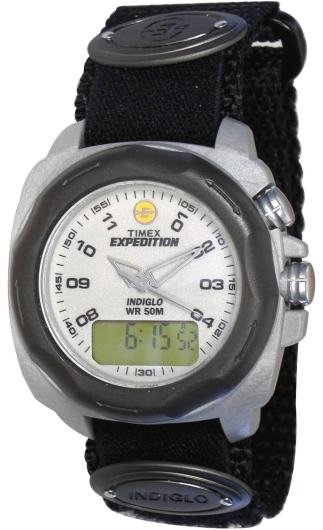 Timex Mens Expedition Chronograph Sports Watch
