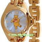 Disney Seiko Womens Winnie the Pooh Watch Gold