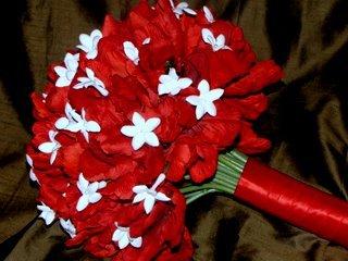 Silk Rose Bouquets