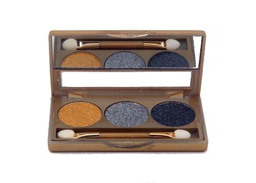 Glamorous Cosmetics 3 Color Eyeshadow Makeup - Perseus