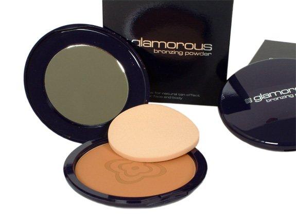 Glamorous Cosmetics Bronzing Powder Bronzer Makeup