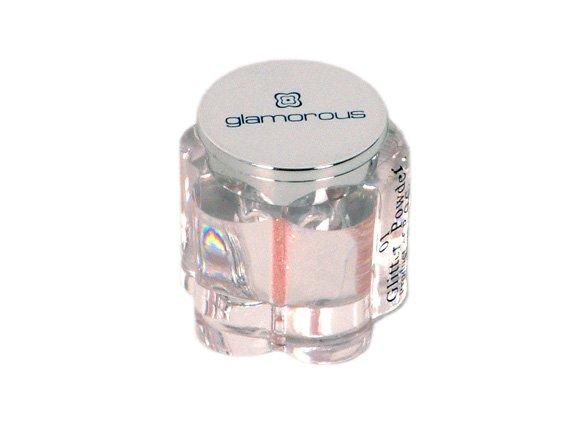 Glamorous Cosmetics Glitter Powder Makeup