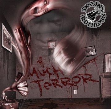 Dj Ruthless - Much Terror JHH-001