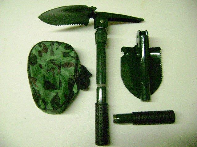 2 PC LOT FOLDING CAMP SHOVEL (2PCS FOR I PRICE OF $12.99 )
