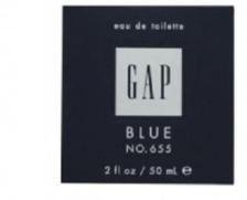 NEW GAP BLUE FOR HIM NO 655 EDT PERFUME MEN 50 ML/ 2 OZ